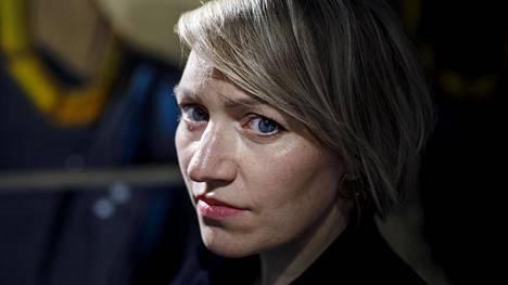 Vihreiden lainsäädäntösihteeri Aino Pennanen arkistokuvassa.