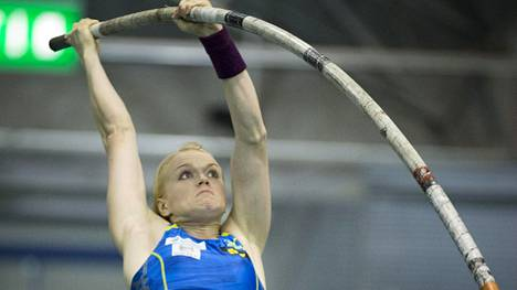 Minna Nikkanen voitti Suomen mestaruuden.