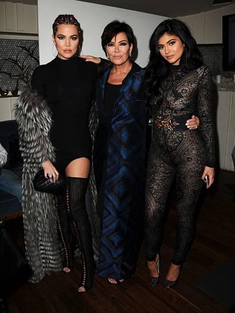 Khloé Kardashian on tullut tutuksi Keep Up With the Kardashians -tv-sarjasta.