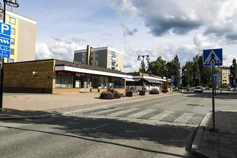 Toijala on Akaan suurin keskustaajama.