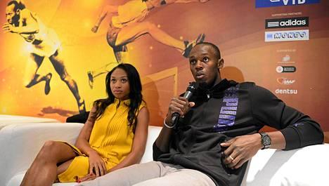 Allyson Felix valittiin vuoden naisyleisurheilijaksi ja Usain Bolt miesyleisurheilijaksi.