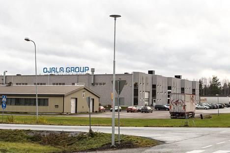 Ojala Group on perustettu Sieviin vuonna 1963.