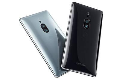 Sony julkaisi Sony Xperia XZ2 Premium -puhelimen hyvin pian XZ2-mallin jälkeen.