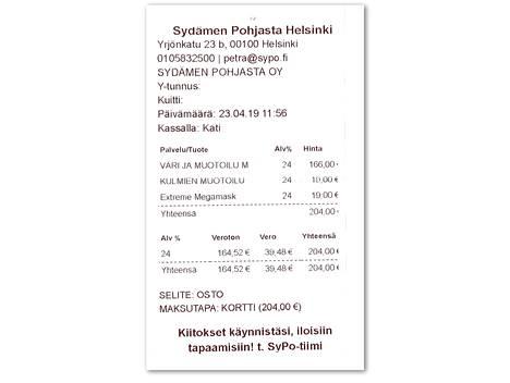Yli-Viikari osti stailauspalveluja myös ennen VTV:n vuosikertomuksen kuvauksia.
