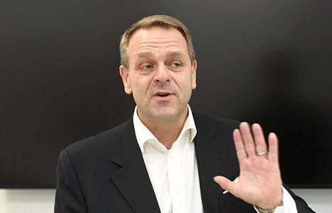 Loppuvuodesta Olympiakomitean puheenjohtajaksi valittu Jan Vapaavuori suhtautuu Tokion kisojen onnistumiseen luottavaisesti.