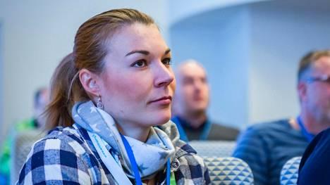 Mona-Liisa Nousiainen menehtyi vatsasyöpään 36 vuoden iässä.