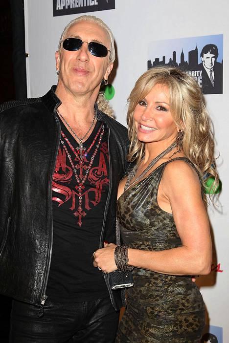 Dee Snider on ollut vaimonsa kanssa 42 vuotta.