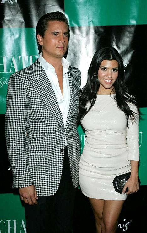 Scott Disickillä ja Kourtney Kardashianilla on kolme lasta: Mason, Penelope ja Reign.