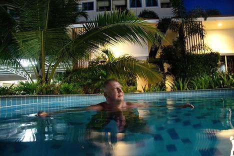 Teppo Vuorio täytti Thaimaassa 50 vuotta. On aika miettiä, mitä haluaa elämältään.