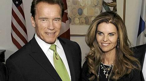 Arnold Schwarzeneggerin ja Maria Shriverin yhteinen taival päättyi.