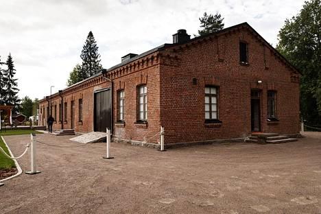 Asuntomessujen kohteista yksi erikoisimmista on Muusikon talo. Sen julkisivu on suojeltu, ja talo remontoidaan vanhaa rakennusta kunnioittaen.