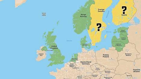 JEF:iin tällä hetkellä kuuluvia jäsenmaita ovat Britannia, Tanska, Norja, Viro, Latvia, Liettua ja Hollanti (kartassa vihreällä). Britannia on pyytänyt mukaan JEF:iin myös Ruotsia ja Suomea (kartassa keltaisella).