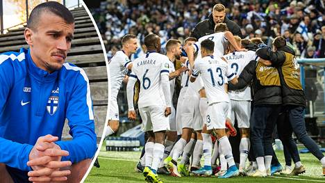 Huuhkajat teki perjantaina historiaa ja eteni jalkapallon EM-kisoihin.