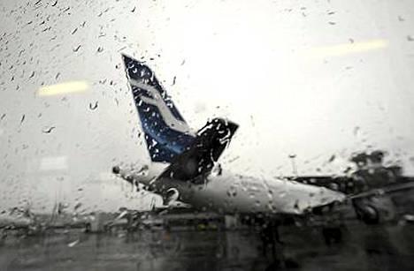 Tuhkapilvi piti Finnairinkin koneet maassa monta päivää.