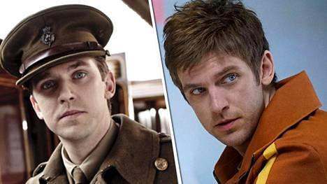 Downton Abbey -sarjasta tuttu Dan Stevens näyttelee Legion-sarjassa vainoharhaisesta skitsofreniasta kärsivää David Halleria. Legion sijoittuu samaan maailmaan Marvelin X-Men-tarinoiden kanssa.