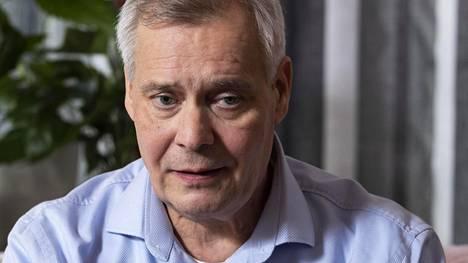 Antti Rinne Sairaus