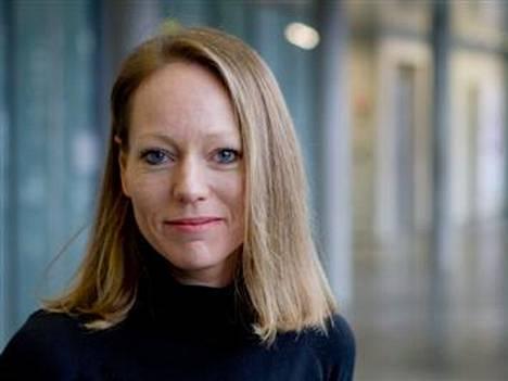 Henriette Wendt on TeliaSoneran uusi yhtymäkehityksestä vastaava johtaja.