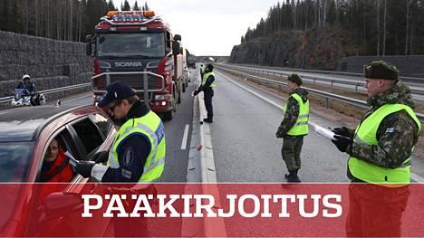 Viime keväänä Uusimaa eristettiin muusta Suomesta koronaviruksen leviämisen hillitsemiseksi.