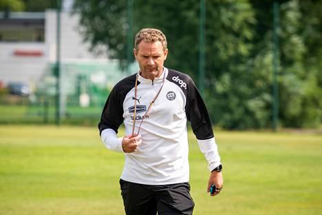 Jonatan Johansson on kääntänyt TPS:n kurssin Ykkösessä vaikean alkukauden jälkeen.