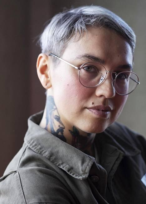 Salmela on kirjoittanut suosittua White Trash Disease -blogiaan jo vuodesta 2011.