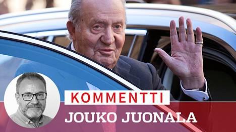 Espanjan valtaistuimen pojalleen Felipelle vuonna 2014 luovuttanut Juan Carlos ilmoitti maanantaina lähtevänsä vapaaehtoiseen maanpakoon.