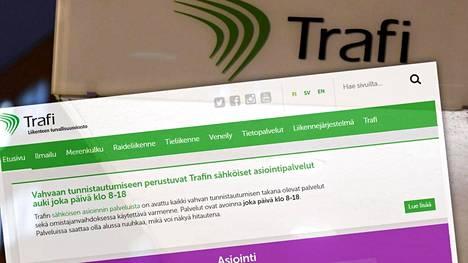 Trafin palvelusta löytyneet asiaankuulumattomat henkilötiedot aiheuttivat kohun viime vuonna.