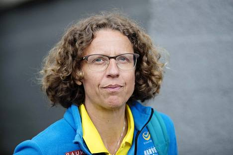 Karin Torneklint voitti Ruotsin mestaruuden pika-aidoissa 1992.