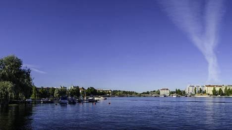 Savonlinnalla on, muun muassa kuntaliitosten vuoksi, enemmän rantaviivaa kuin Espanjalla.
