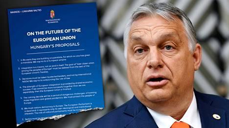 Kauppalehti on tähän asti ainoana suomalaislehtenä julkaissut Unkarin pääministeri Viktor Orbanin allekirjoittaman maksetun ilmoituksen.