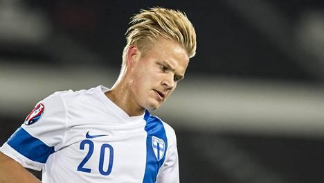 Joel Pohjanpalon pelaajaoikeudet siirtyivät Bayer Leverkusenille.