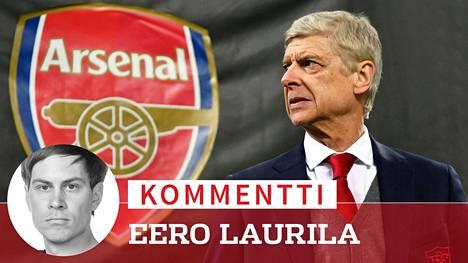 Arsène Wenger ei jäänytkään Arsenaliin ikuisiksi ajoiksi.