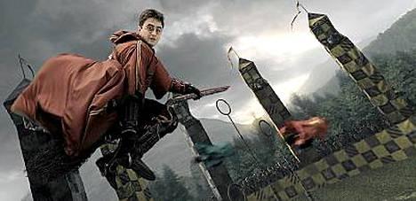 Tulevan Harry Potter -elokuvan huippusalainen käsikirjoitus on löydetty brittipubiin unohdettuna.