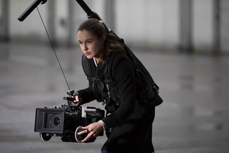 Vandy tykkää harjoitella kameraliikkeitä saadakseen niistä mahdollisimman sulavia.