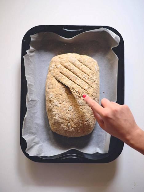 Kun leipoo itse, tietää täsmälleen mitä syö.
