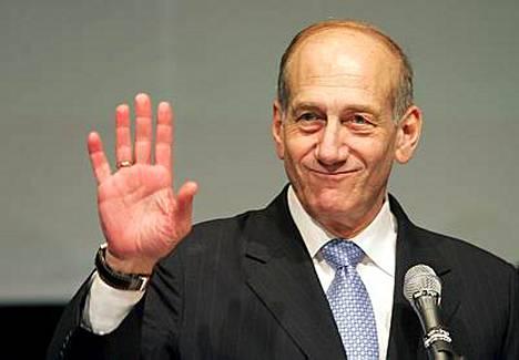 Israelin väistyvä pääministeri Ehud Olmert ilmoittaa tänään erostaan.
