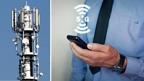 Suomen teleoperaattorit pystyttävät parhaillaan 5g-verkkoja. datakattoja ei ole luvassa, mutta muita uusia hinnoittelumalleja kylläkin.