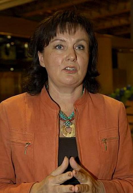 Merja Vanhasen miesystävä on aikoinaan toiminut pääministeri Matti Vanhasen turvamiehenä.