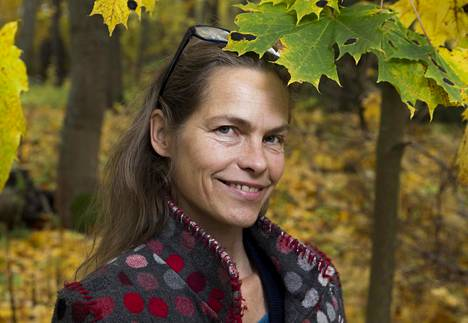 Katja Kiuru lokakuussa 2017.