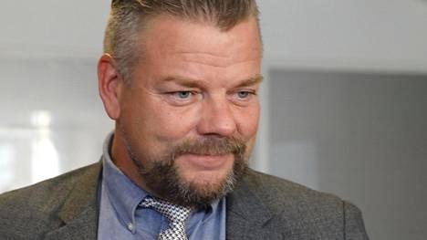 Jari Sillanpään huumeoikeudenkäynnissä Helsingin käräjäoikeudessa 8. elokuuta.