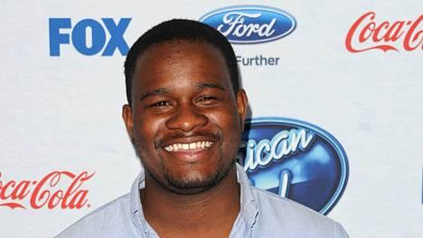 """Curtis """"C.J."""" Harris sijoittui kuudenneksi American Idol -kisassa 2014."""