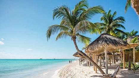 Meksiko on monen unelmalomakohde.