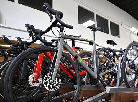 Komponenttipula voi lamaannuttaa niin huoltoja kuin pyöräkauppaa.