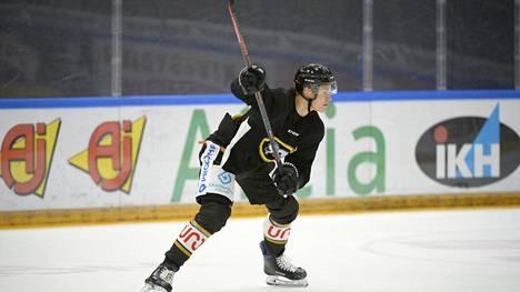 Jesse Puljujärvi oli Kärppien tehokkain pelaaja päättyneellä kaudella.
