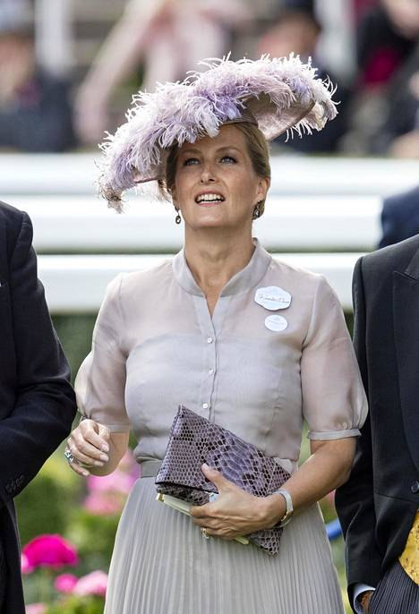 Kuningattaren suosiota nauttiva kreivitär Sophie johtaa PR-alan yritystä.