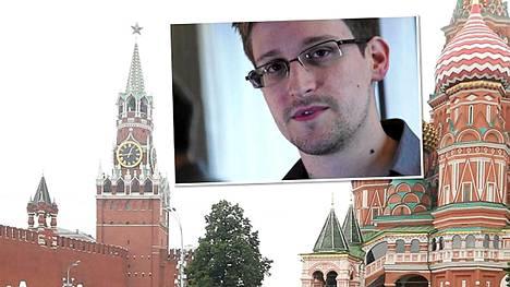 NSA-tietovuotaja Edward Snowden on lehtitietojen mukaan matkalla Hongkongista Moskovaan.