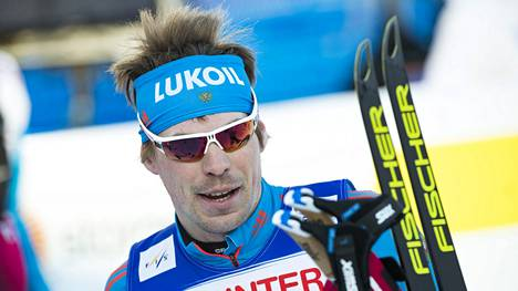 Sergei Ustjugov voitti Lahden MM-kisoista viisi mitalia: kaksi kultaa ja kolme hopeaa.