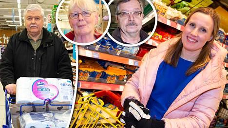 Johanna ja Anni kertovat: näin paljon rahaa menee viikossa ruokaan 5-henkisissä perheissä