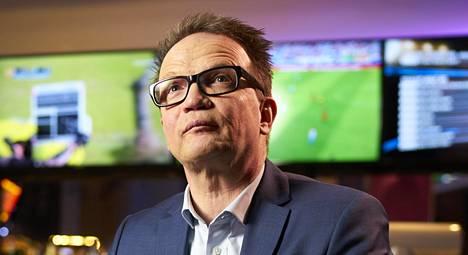 Velipekka Nummikoski on Veikkauksen varatoimitusjohtaja.