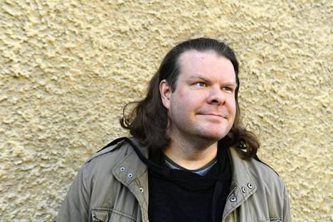 Tutkijatohtori Tuomas Aivelo