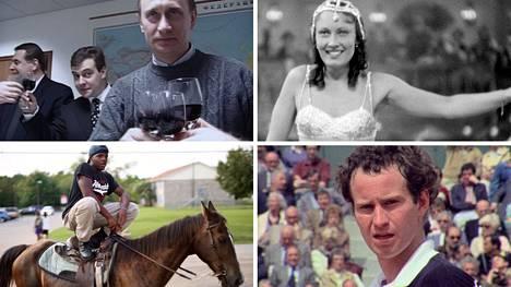 Helsingin Docpoint-festivaalilla nähdään muun muassa dokumentit Putin's Witnesses, Doomed Beauty, Hale County This Morning, This Evening sekä John McEnroe: In the Realm of Perfection.